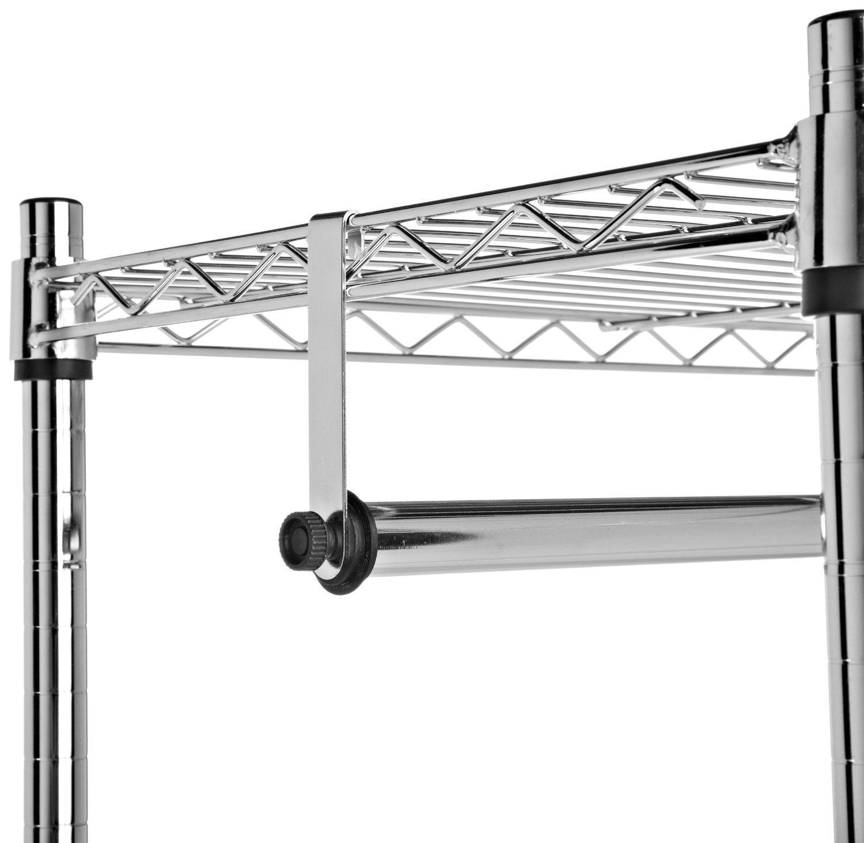 hanging rod. Black Bedroom Furniture Sets. Home Design Ideas