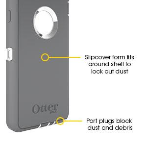 otterbox iphone 6 dust protection