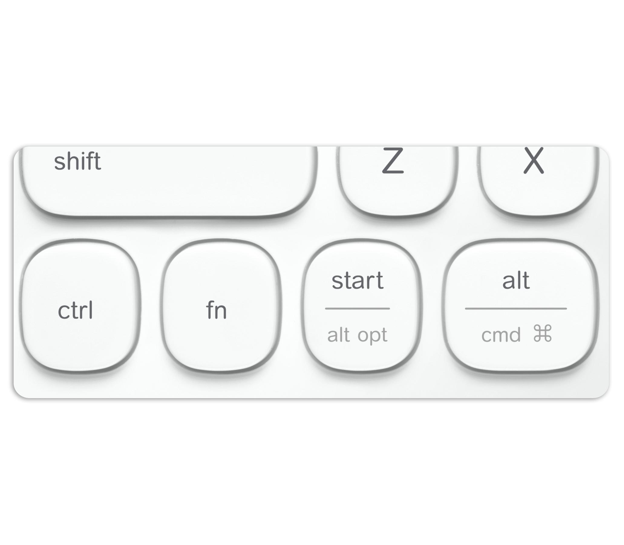 Windows And Mac Android And Ios You Ll Find A Familiar Keyboard Layout With All The Shortcut