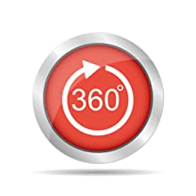 360, rotating, gooseneck, holder, horizontal, vertical