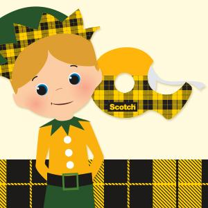 Smitty - Scotch Double Sided Tape