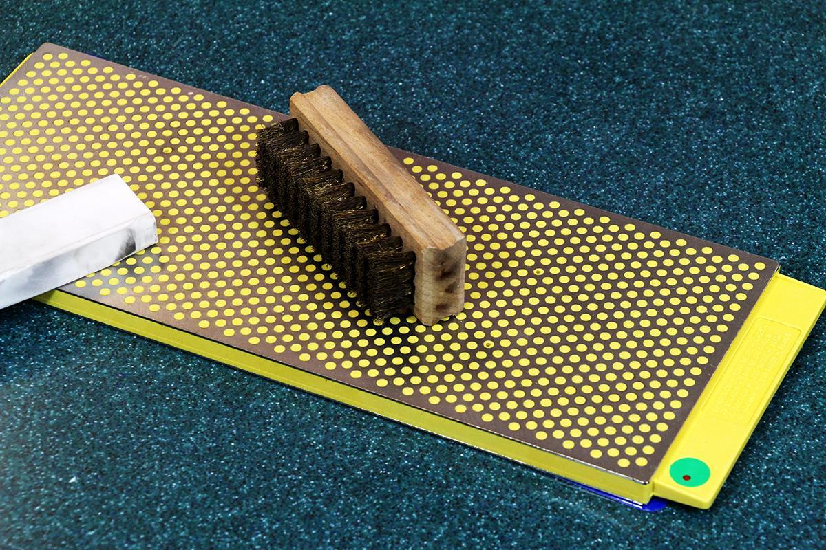 Dmt W250cxnb 10 Inch Duosharp Bench Stone Coarse Extra