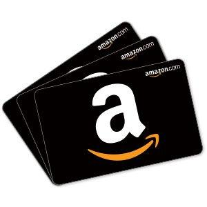 Amount For Wedding Gift Card : ... Credit for Reloading Your Amazon Gift Card Balance with USD100 -- YMMV