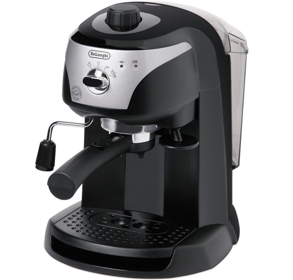 Delonghi Coffee Maker Warranty : DeLonghi 15 Bar Pump Espresso and Cappuccino Machine