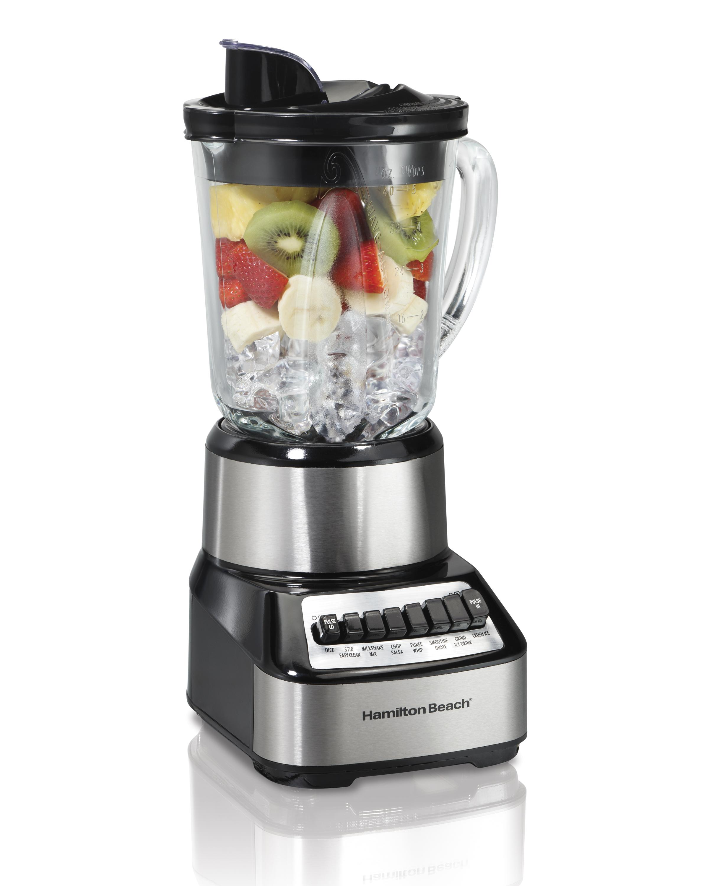 hamilton beach wave crusher multi function blender electric countertop blenders. Black Bedroom Furniture Sets. Home Design Ideas