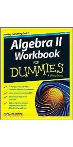 algebra workbook for dummies pdf