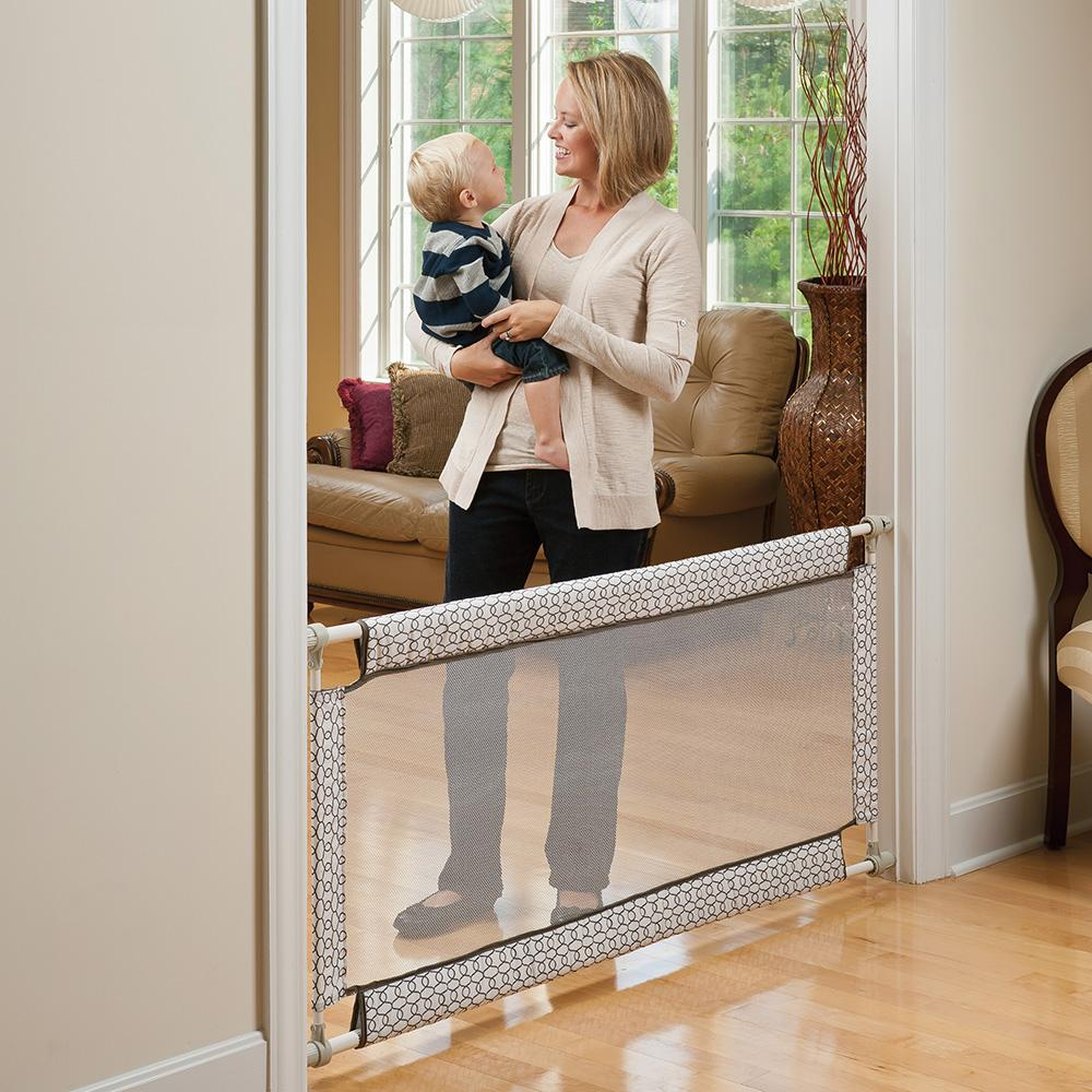 Amazon Com Evenflo Soft And Wide Gate Indoor Safety