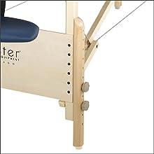 Quick Set Leg Adjuster Knobs