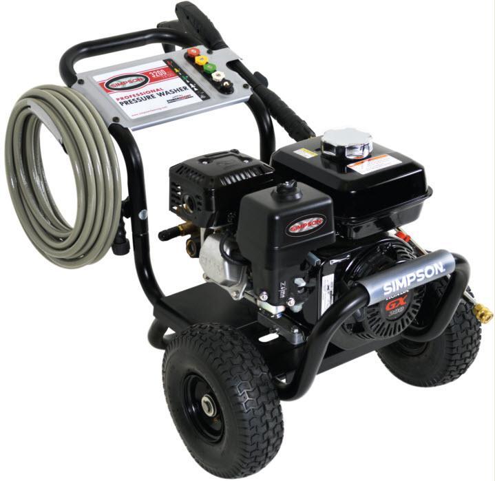 GPM Honda GX200 Engine Gas Pressure Washer : Patio, Lawn & Garden