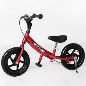 Red Mini Glider, Balance Bike