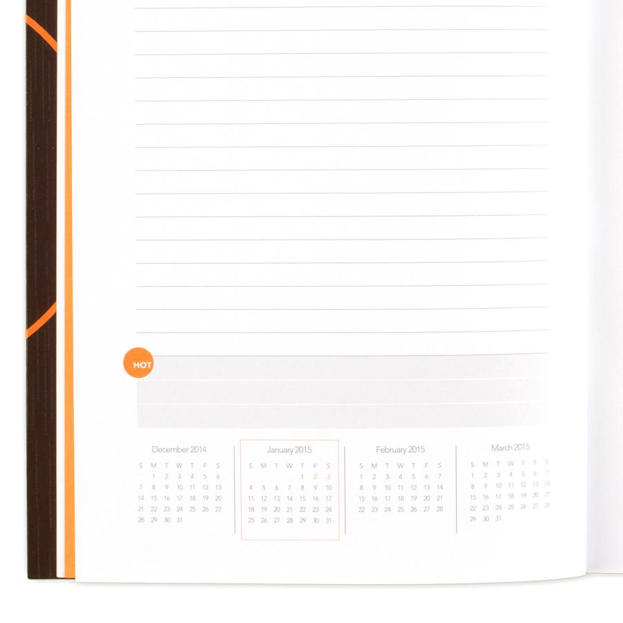 2015 AT-A-GLANCE Plan.Write.Remember. Planning Notebook
