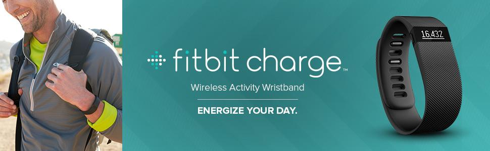 Amazon Com Fitbit Charge Wireless Activity Wristband