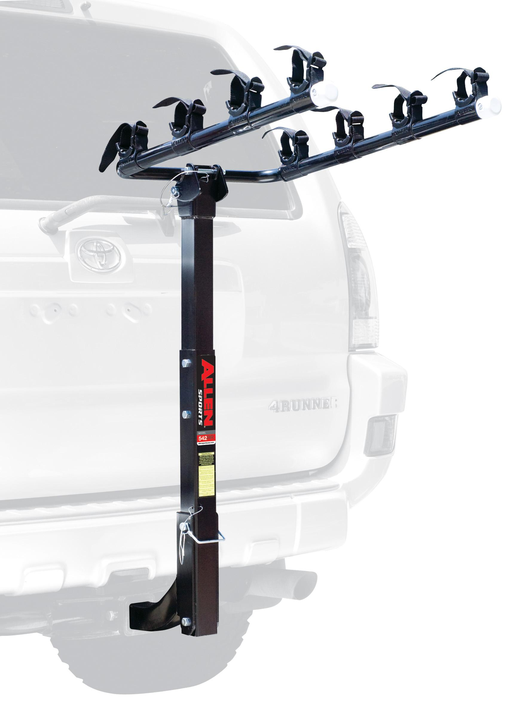Bike Racks Hitch Mount Deluxe Bike Hitch Mount