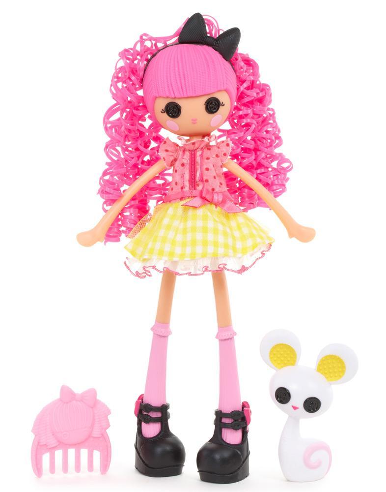 Lalaloopsy Girls Doll - Crumbs Sugar Cookie Doll