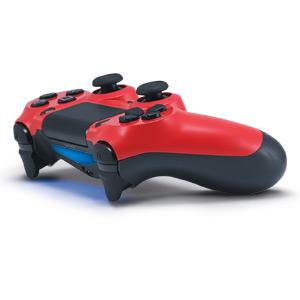 magmared;controller;ps4;gaming;dualshock;ds4;red;playstation;multiplayer;giftforgamer