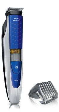 philips norelco beardtrimmer 5100 for beard stubble and mustache beauty. Black Bedroom Furniture Sets. Home Design Ideas