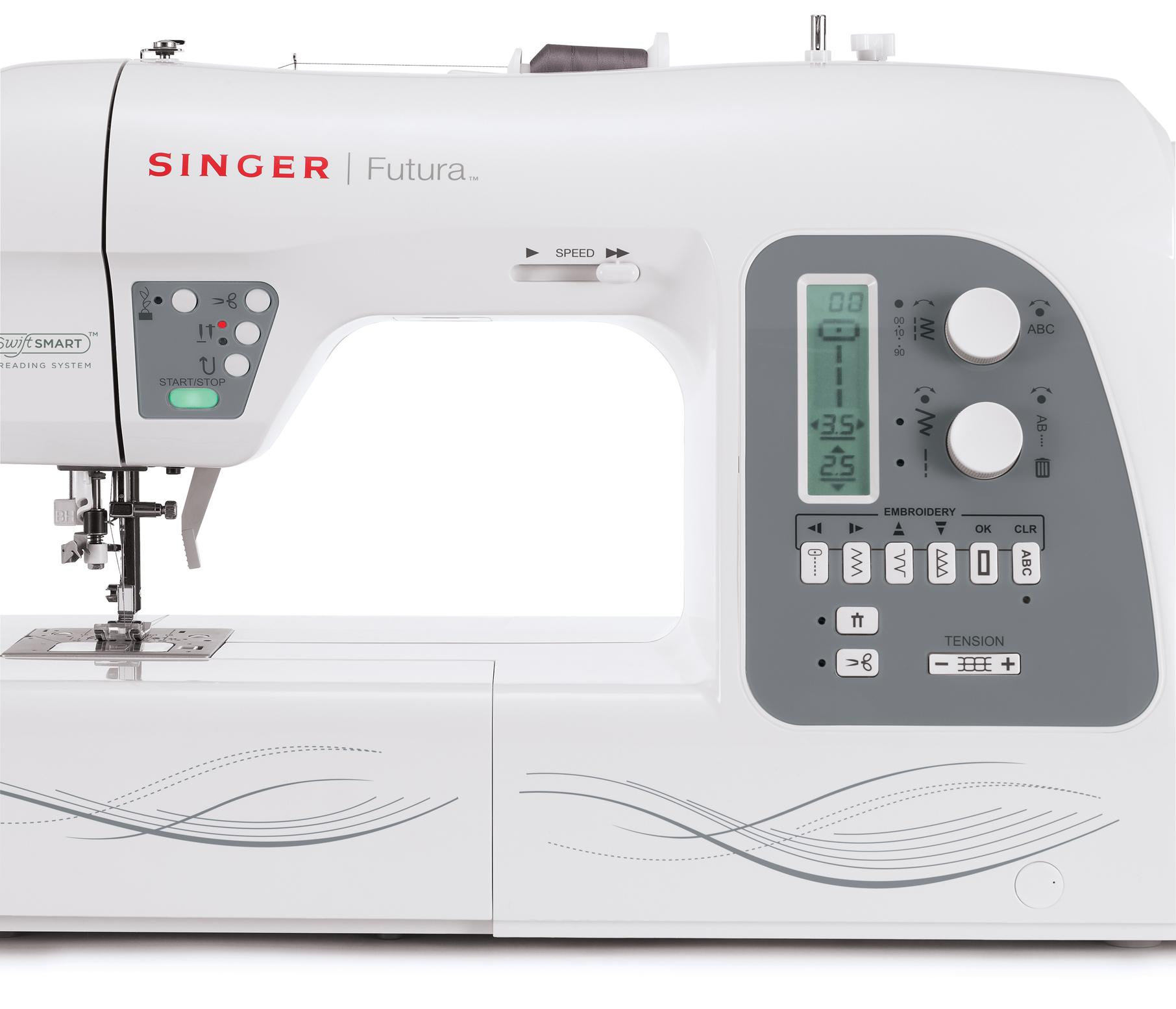 550 embroidery machine