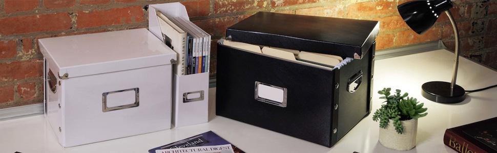Attractive File Storage