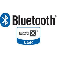 Bluetooth with aptX