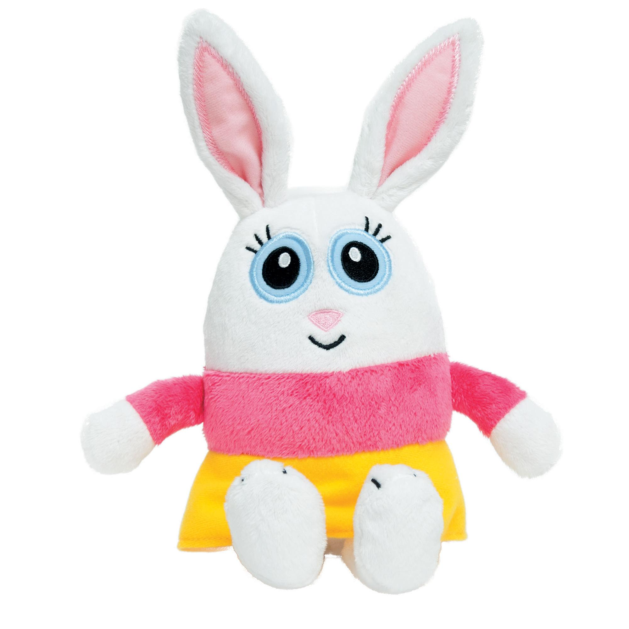 Baby Genius Rosie Soft Stuffed Plush Toy by Manhattan Toy