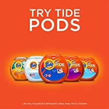 Tide Plus Bleach Alternative Original Scent HE Turbo Clean Liquid Laundry Detergent; try tide pods
