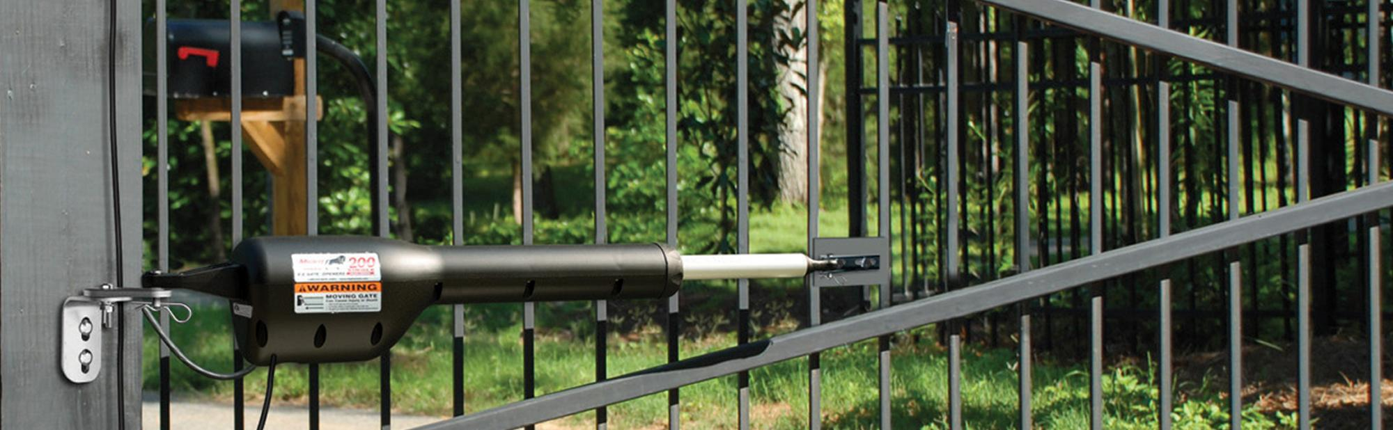Gate opener best automatic gate opener for Best electric gate motors