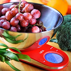 Chef Food Scale Electronic Grams Ounces Coffee Best Accurate Meat Nutrition Produce