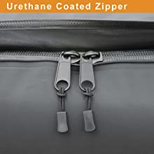 urethane coated zipper