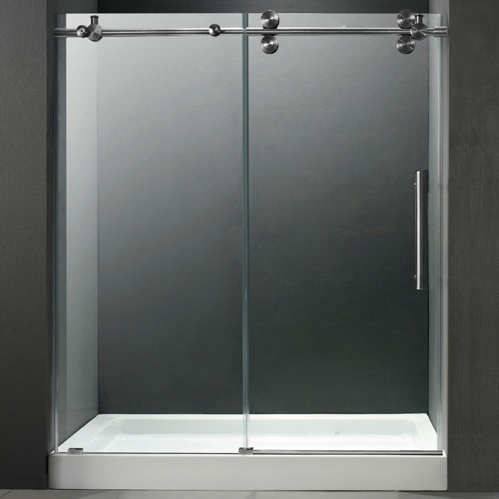 shower doors, glass shower doors, glass doors