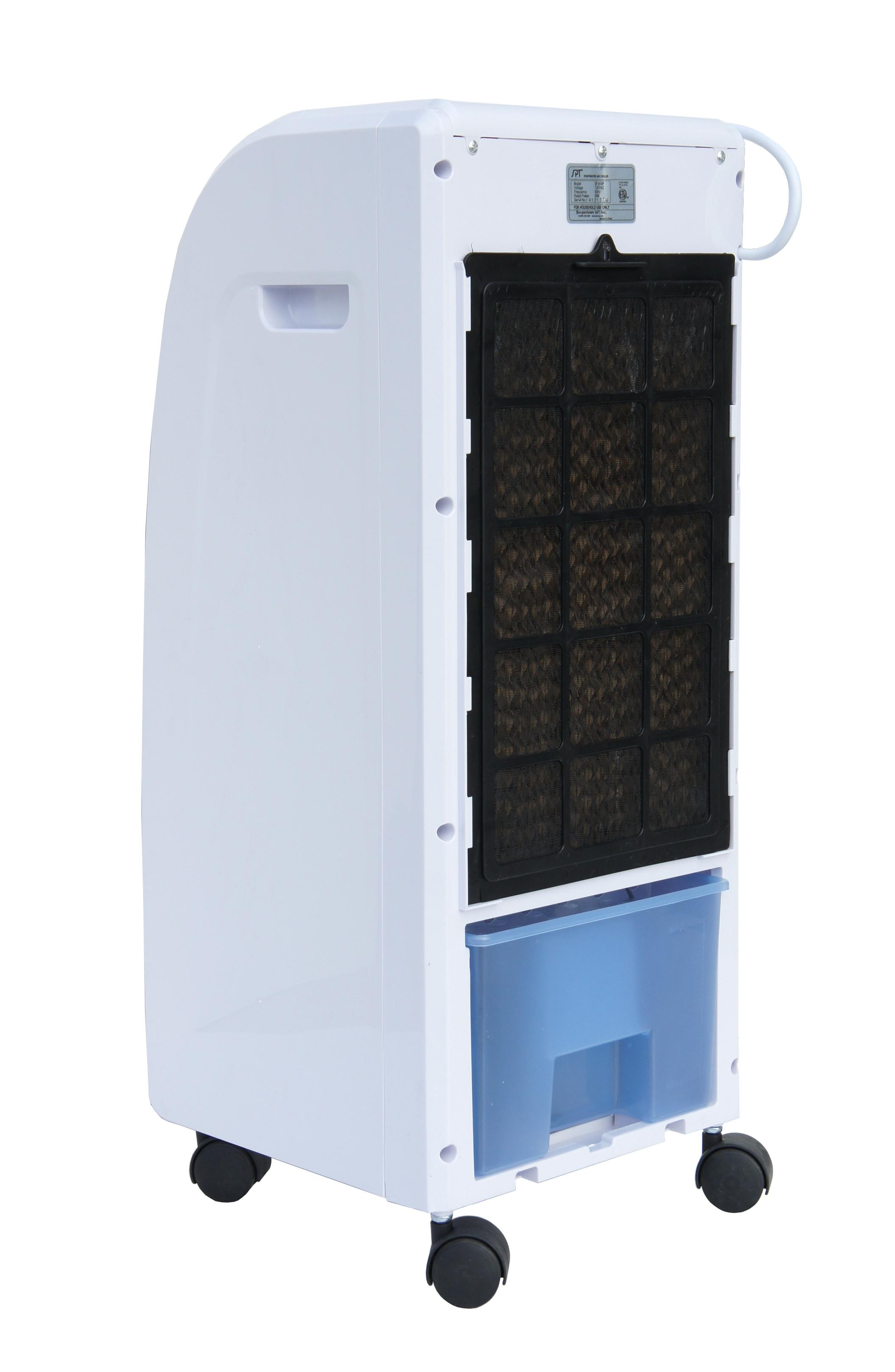 SPT SF 614P Evaporative Air Cooler with 3D Cooling Pad: Home & Kitchen #3D608E