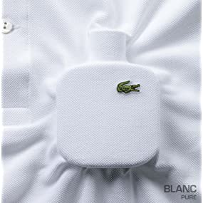 best cologne perfume fragrance for men Eau de Lacoste L.12.12 blanc pure fresh smell scent polo croc