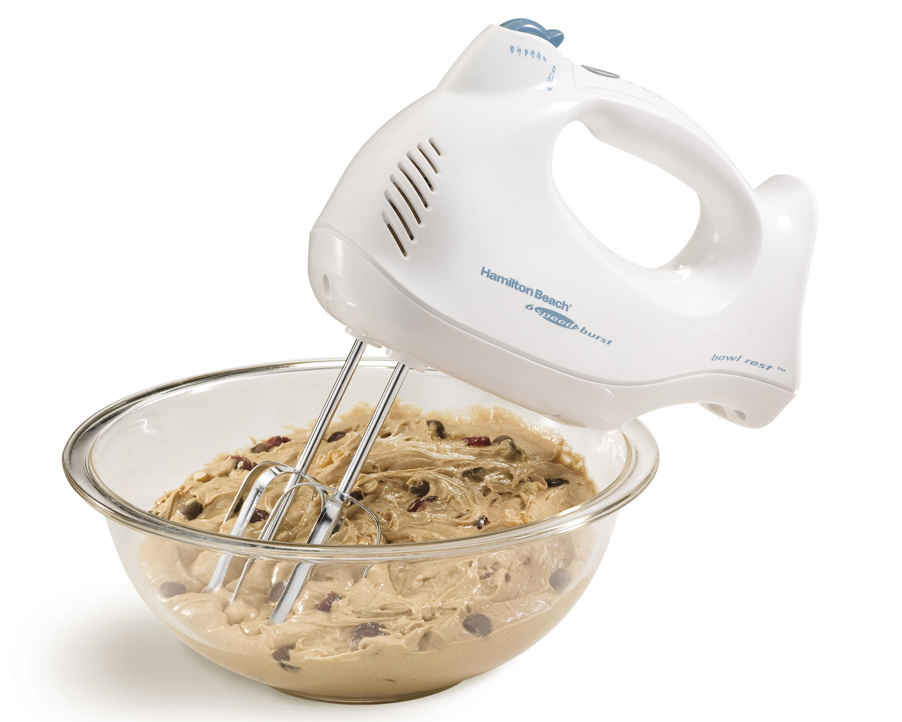 Hand Mixer Cake ~ Amazon hamilton beach v power deluxe hand mixer