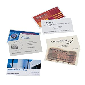 Avery Microperforated Business Cards