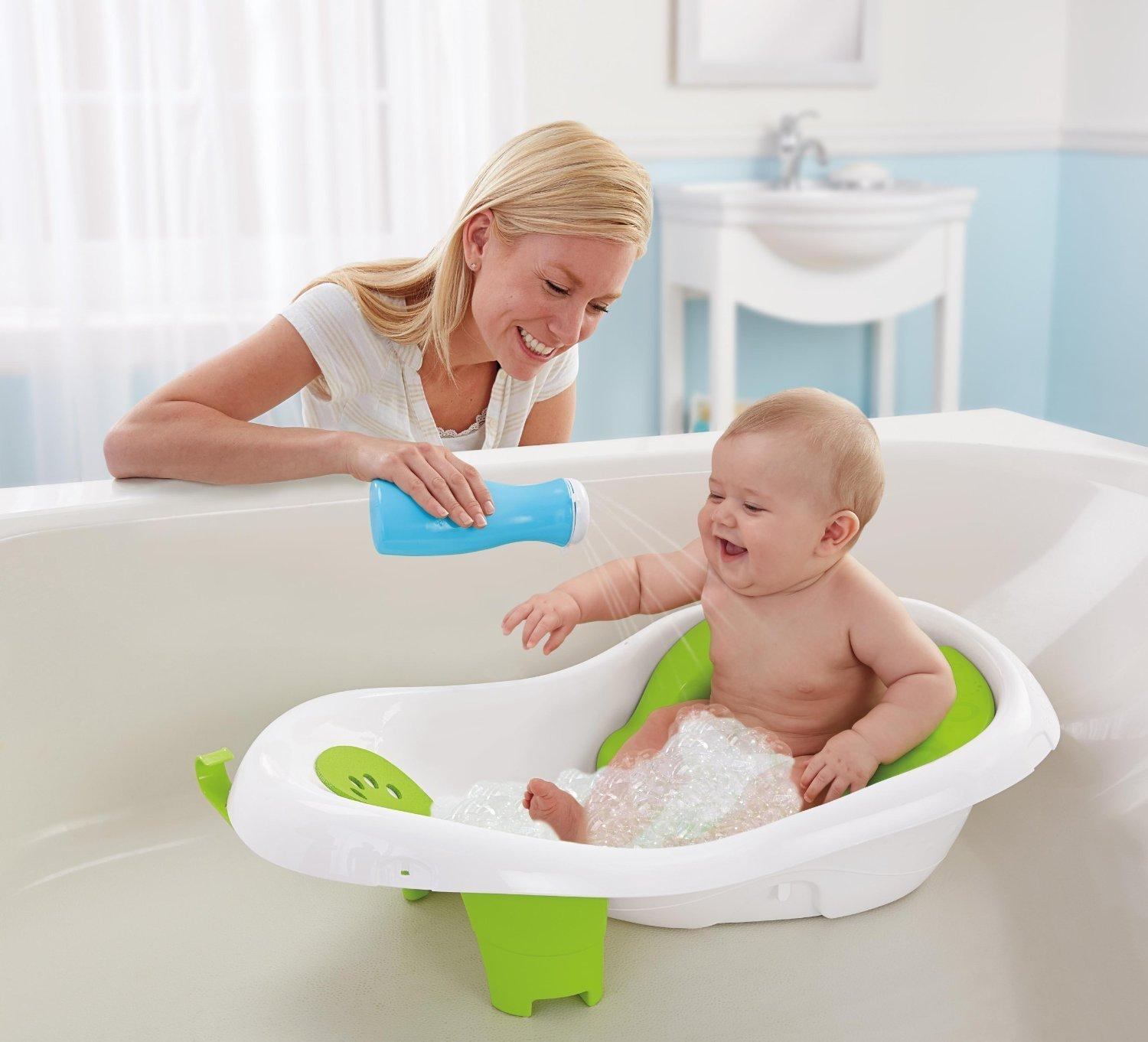 fisher price 4 in 1 sling n seat tub baby bathing seats and tubs baby. Black Bedroom Furniture Sets. Home Design Ideas