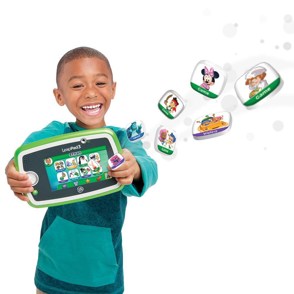 Leapfrog Leappad3 Kids' Learning Tablet, Pink by Includes 10 apps: Photo Fun Ultra, Pet Pad Party game, Pet Chat, choice of 1 app download, Utility Reviews: