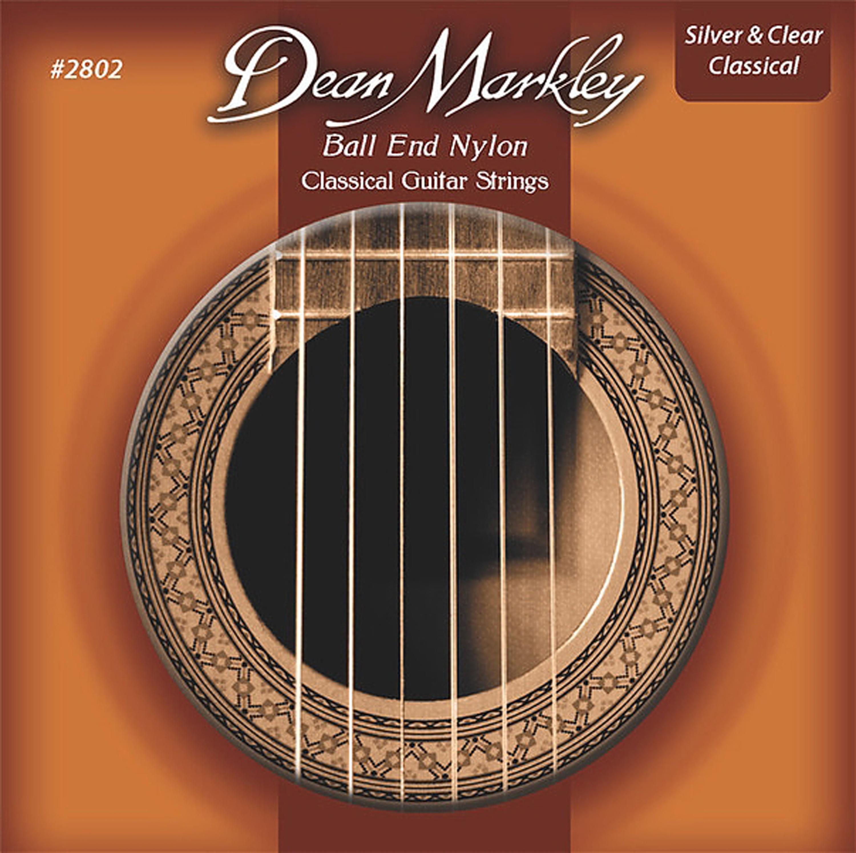 Amazon.com: Dean Markley Ball End Nylon Classical Guitar ...