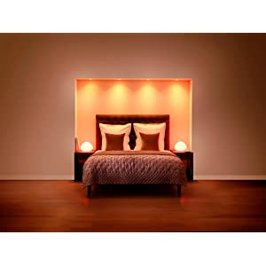 philips hue philips hue is your personal wireless lighting it enables. Black Bedroom Furniture Sets. Home Design Ideas