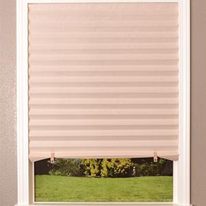 Quick Fix Light Filtering Paper Shade by Redi Shade