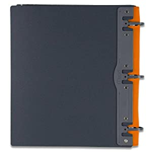 Binder Flex Student School Hybrid 3 ring 1 inch binder