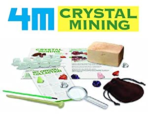 dig crystals 4M