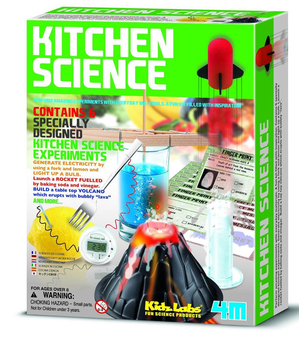 4m kitchen science for Kitchen set for 5 year old