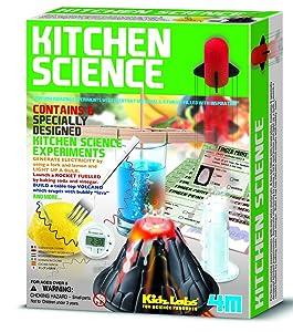 4M kitchen science