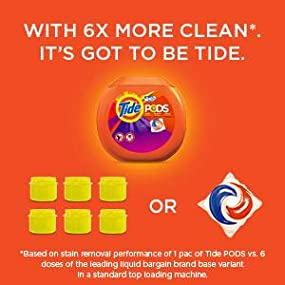 how to use, tide pods, spring meadow, laundry pacs