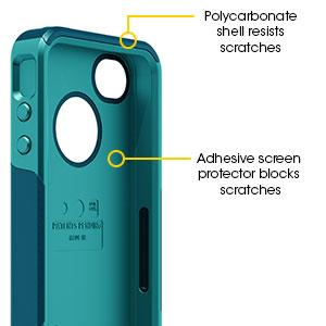 otterbox iphone 4 4s case commuter series