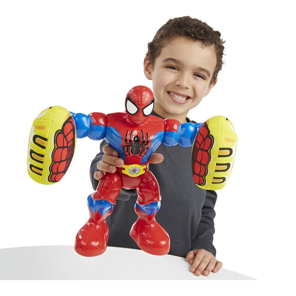 Super Hero Toys For Boys : Playskool marvel avengers super hero spiderman ages