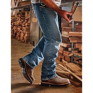 Justin Original Work Boots Men's J-Max