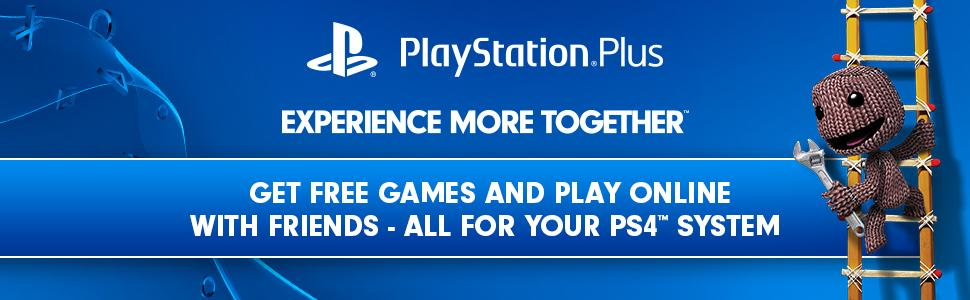 PS;Plus;PlayStation;Membership;PS4;PS3;Vita;Instant;Game;collection;igc;PSN;DLC;Cloud;Storage