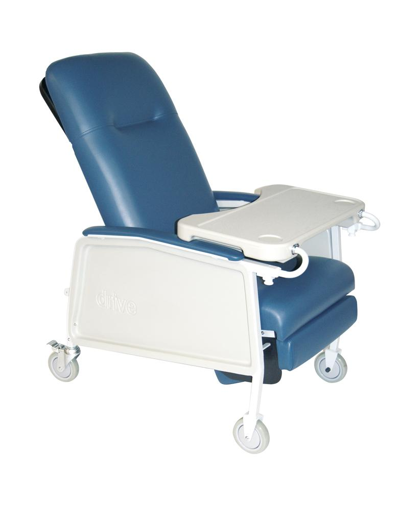 Amazon Drive Medical 3 Position Geri Chair Recliner