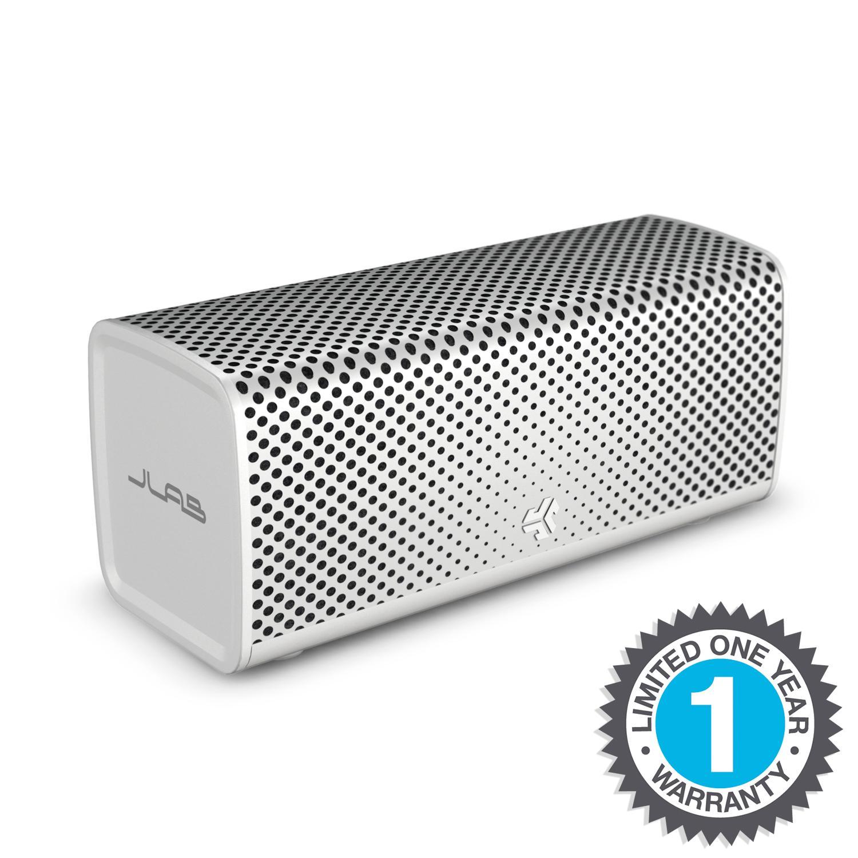 Amazon.com: JLAB Poppin' Portable Bluetooth Speaker: MP3 Players & Accessories