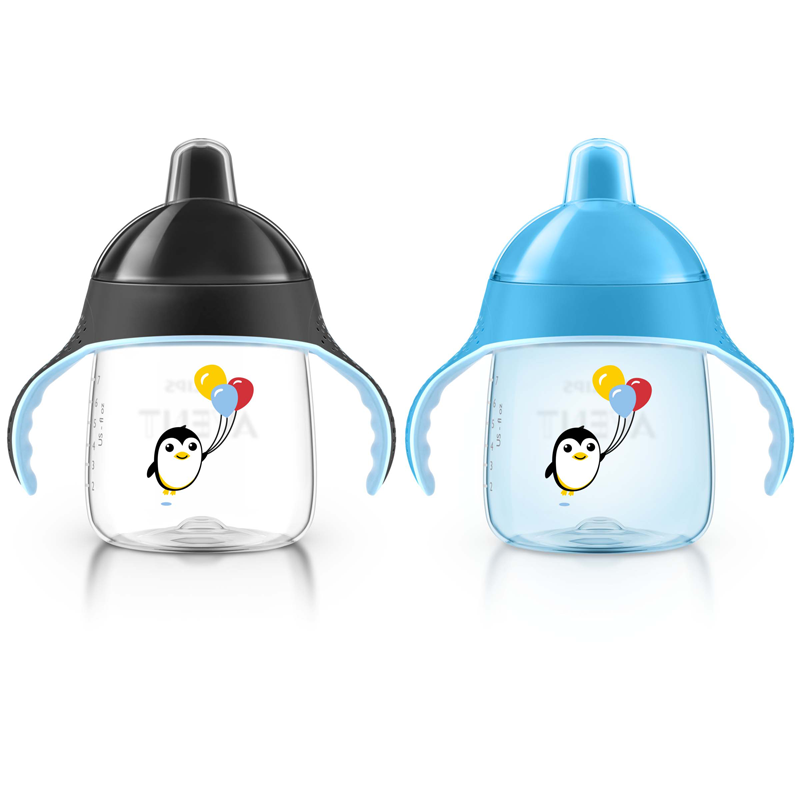 Avent Sippy Cup Tops : Supports your child s journey to independent drinking